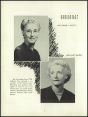 Page 6, 1954 Edition, Varina High School - Varinian Yearbook (Richmond, VA) online yearbook collection