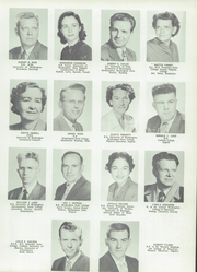 Page 11, 1955 Edition, Vashon Island High School - Vashonian Yearbook (Vashon, WA) online yearbook collection