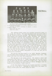 Vassar High School - Echo Yearbook (Vassar, MI) online yearbook collection, 1938 Edition, Page 64