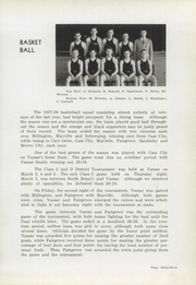 Vassar High School - Echo Yearbook (Vassar, MI) online yearbook collection, 1938 Edition, Page 65 of 86