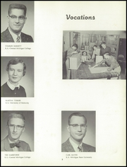 Vassar High School - Echo Yearbook (Vassar, MI) online yearbook collection, 1957 Edition, Page 9