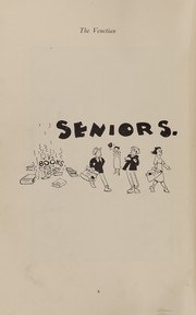 Page 10, 1924 Edition, Venice High School - Venetian Yearbook (Venice, IL) online yearbook collection