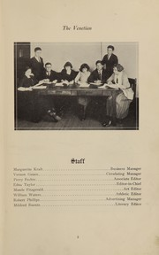 Page 7, 1924 Edition, Venice High School - Venetian Yearbook (Venice, IL) online yearbook collection