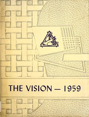 Vennard College - Vision Yearbook (University Park, IA) online yearbook collection, 1959 Edition, Cover