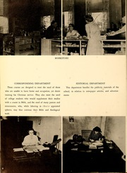 Page 12, 1959 Edition, Vennard College - Vision Yearbook (University Park, IA) online yearbook collection