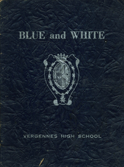 Vergennes Union High School - Commodores Yearbook (Vergennes, VT) online yearbook collection, 1953 Edition, Cover