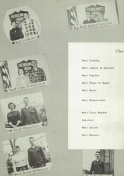 Page 12, 1953 Edition, Vergennes Union High School - Commodores Yearbook (Vergennes, VT) online yearbook collection