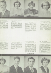 Page 9, 1953 Edition, Vergennes Union High School - Commodores Yearbook (Vergennes, VT) online yearbook collection