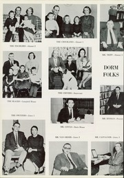Page 12, 1960 Edition, Vermont Academy - Wildcat Yearbook (Saxtons River, VT) online yearbook collection