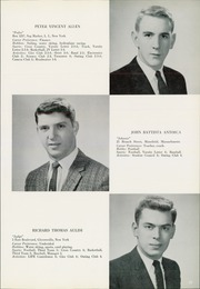 Page 17, 1960 Edition, Vermont Academy - Wildcat Yearbook (Saxtons River, VT) online yearbook collection