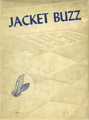 Vernon High School - Jacket Buzz Yearbook (Vernon, FL) online yearbook collection, 1958 Edition, Cover