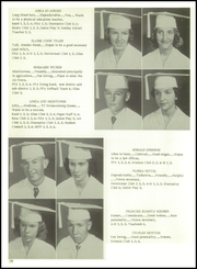 Page 14, 1958 Edition, Vernon High School - Jacket Buzz Yearbook (Vernon, FL) online yearbook collection