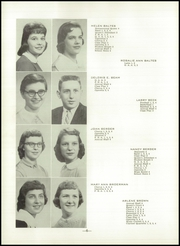Page 10, 1959 Edition, Versailles High School - Yearbook (Versailles, OH) online yearbook collection