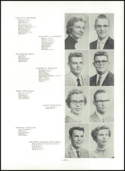 Page 15, 1959 Edition, Versailles High School - Yearbook (Versailles, OH) online yearbook collection