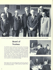 Page 10, 1967 Edition, Victoria College - Pirate Yearbook (Victoria, TX) online yearbook collection