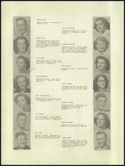 Page 12, 1951 Edition, Victory High School - Optic Yearbook (Clarksburg, WV) online yearbook collection