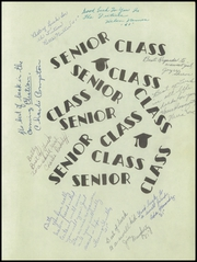 Page 7, 1951 Edition, Victory High School - Optic Yearbook (Clarksburg, WV) online yearbook collection