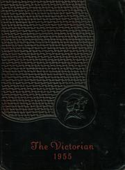 Victory Joint High School - Victorian Yearbook (Clintonville, PA) online yearbook collection, 1955 Edition, Cover