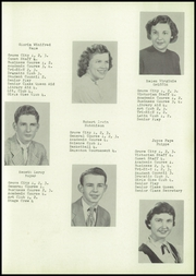 Page 13, 1955 Edition, Victory Joint High School - Victorian Yearbook (Clintonville, PA) online yearbook collection
