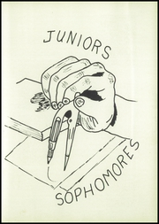 Page 15, 1955 Edition, Victory Joint High School - Victorian Yearbook (Clintonville, PA) online yearbook collection