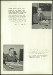 Page 8, 1955 Edition, Victory Joint High School - Victorian Yearbook (Clintonville, PA) online yearbook collection