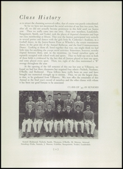 Page 15, 1943 Edition, Villanova Preparatory School - Villanovan Yearbook (Ojai, CA) online yearbook collection