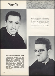 Page 14, 1955 Edition, Villanova Preparatory School - Villanovan Yearbook (Ojai, CA) online yearbook collection
