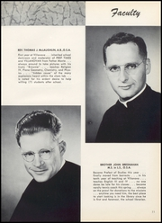 Page 15, 1955 Edition, Villanova Preparatory School - Villanovan Yearbook (Ojai, CA) online yearbook collection