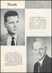 Page 16, 1955 Edition, Villanova Preparatory School - Villanovan Yearbook (Ojai, CA) online yearbook collection
