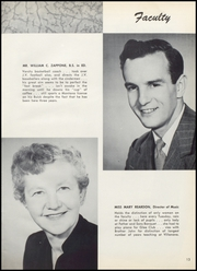 Page 17, 1955 Edition, Villanova Preparatory School - Villanovan Yearbook (Ojai, CA) online yearbook collection