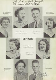 Page 11, 1955 Edition, Vilonia High School - Eagle Yearbook (Vilonia, AR) online yearbook collection
