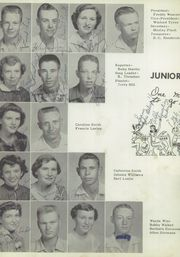 Page 14, 1955 Edition, Vilonia High School - Eagle Yearbook (Vilonia, AR) online yearbook collection