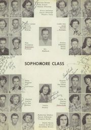 Page 17, 1955 Edition, Vilonia High School - Eagle Yearbook (Vilonia, AR) online yearbook collection