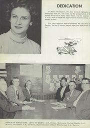 Page 8, 1955 Edition, Vilonia High School - Eagle Yearbook (Vilonia, AR) online yearbook collection