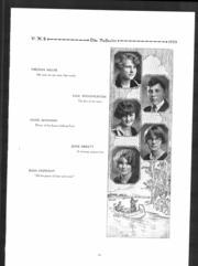 Vincennes Lincoln High School - Lincoln Log Yearbook (Vincennes, IN) online yearbook collection, 1925 Edition, Page 16