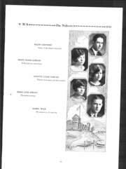 Vincennes Lincoln High School - Lincoln Log Yearbook (Vincennes, IN) online yearbook collection, 1925 Edition, Page 18