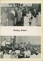 Vincennes Lincoln High School - Lincoln Log Yearbook (Vincennes, IN) online yearbook collection, 1953 Edition, Page 9
