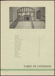 Vineland High School - Record Yearbook (Vineland, NJ) online yearbook collection, 1940 Edition, Page 11 of 164
