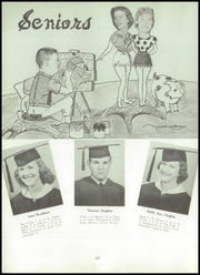 Page 14, 1957 Edition, Virgin Valley High School - Yucca Yearbook (Mesquite, NV) online yearbook collection