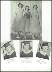Page 17, 1957 Edition, Virgin Valley High School - Yucca Yearbook (Mesquite, NV) online yearbook collection