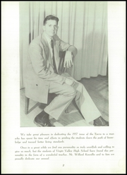 Page 6, 1957 Edition, Virgin Valley High School - Yucca Yearbook (Mesquite, NV) online yearbook collection
