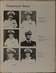 Virginia (CGN 38) - Naval Cruise Book online yearbook collection, 1979 Edition, Page 27 of 104