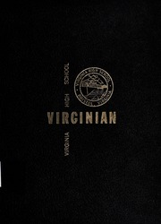 Virginia High School - Virginian Yearbook (Bristol, VA) online yearbook collection, 1966 Edition, Cover