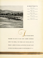 Page 7, 1940 Edition, Virginia Military Institute - Bomb Yearbook (Lexington, VA) online yearbook collection