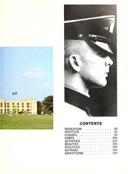 Page 7, 1966 Edition, Virginia Military Institute - Bomb Yearbook (Lexington, VA) online yearbook collection