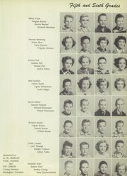 Vona High School - Wildcat Yearbook (Vona, CO) online yearbook collection, 1954 Edition, Page 23