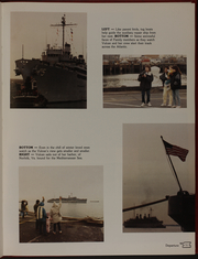 Page 17, 1989 Edition, Vulcan (AR 5) - Naval Cruise Book online yearbook collection