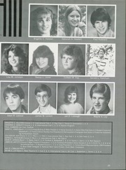 W F West High School - Chehalin Yearbook (Chehalis, WA) online yearbook collection, 1982 Edition, Page 29
