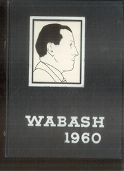 Wabash College - Wabash Yearbook (Crawfordsville, IN) online yearbook collection, 1960 Edition, Cover