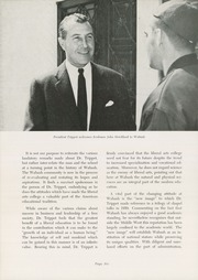 Page 10, 1960 Edition, Wabash College - Wabash Yearbook (Crawfordsville, IN) online yearbook collection